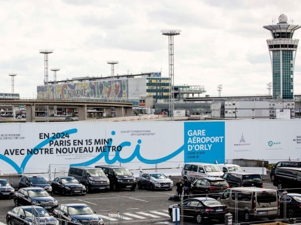 Grand Paris Express Orly