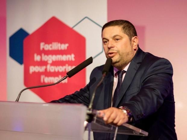 Bruno Arcadipane Président Action Logement Groupe