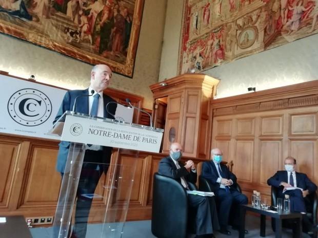 Rapport de la Cour des comptes sur Notre-Dame