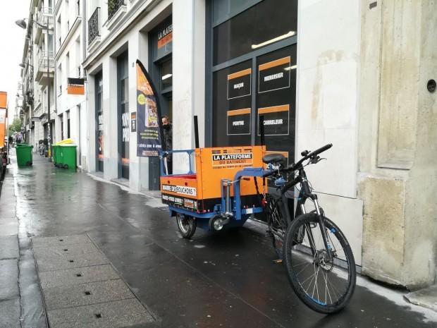 Magasin La Plateforme du bâtiment (75011 Paris)