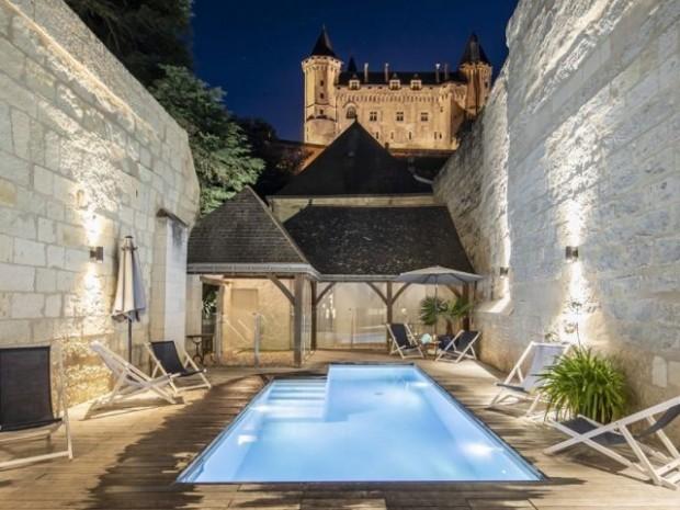Catégorie piscine de nuit : Trophée d'Argent