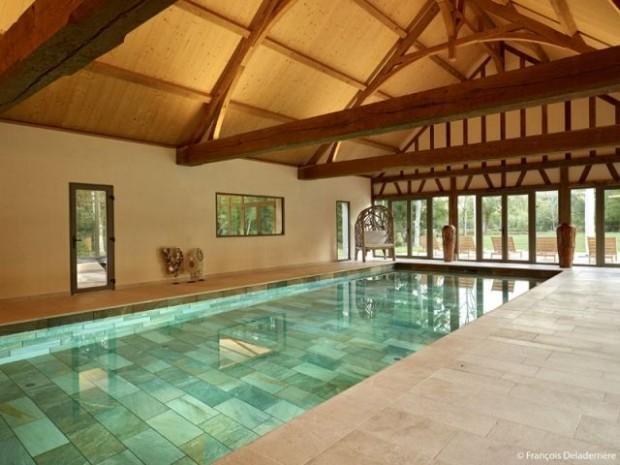 Catégorie piscine intérieure : Trophée d'Or