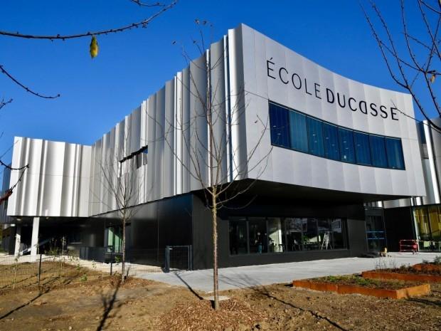 L'Ecole Ducasse, à Meudon