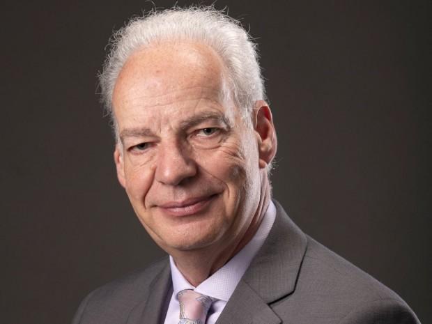Alain Griset, ministre chargé des PME