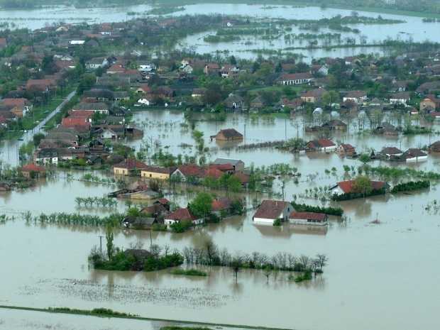 Inondations - image d'illustration