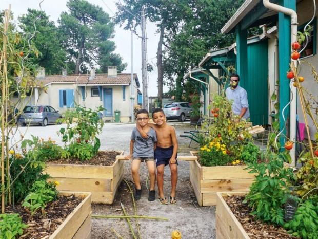 Maison et jardin à Beutre - Marion Howa
