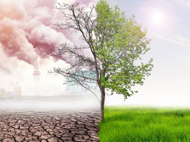 Pollution Image d'illustration