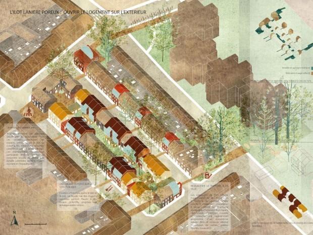Archi Jeunes - Un jardin en coeur d'îlot