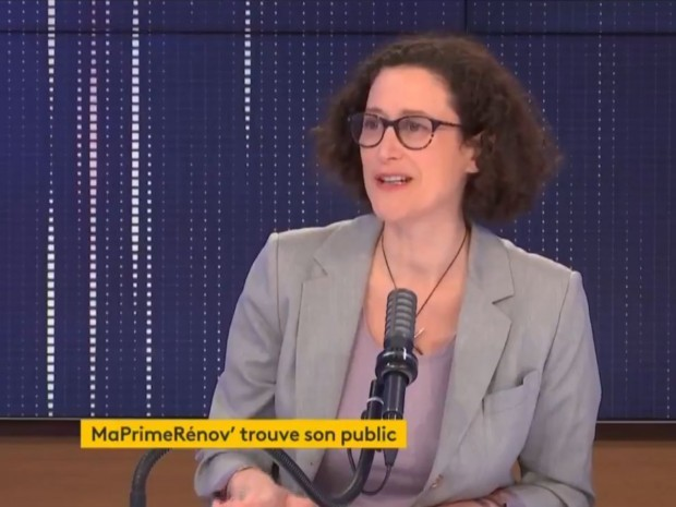 Emmanuelle Wargon sur France info, le 5 avril 2021