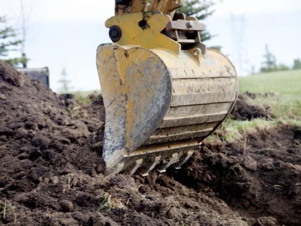 Excavation déblais-remblais