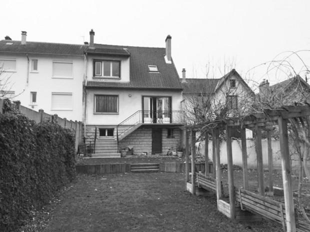 Avant : une maison à agrandir