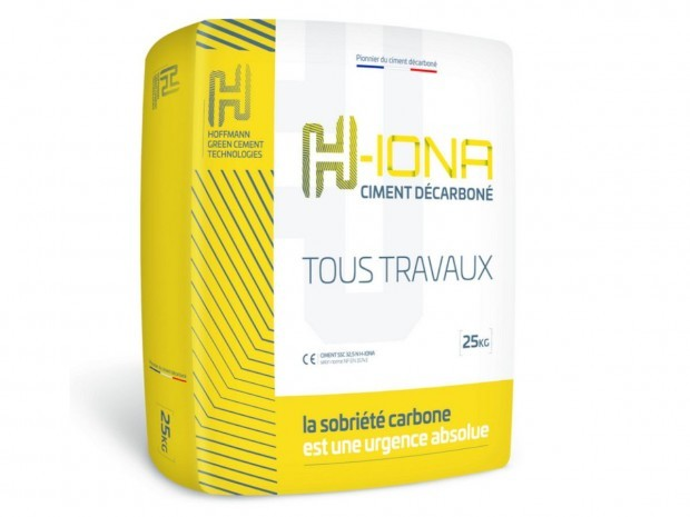 H-Iona Hoffmann Green Cement