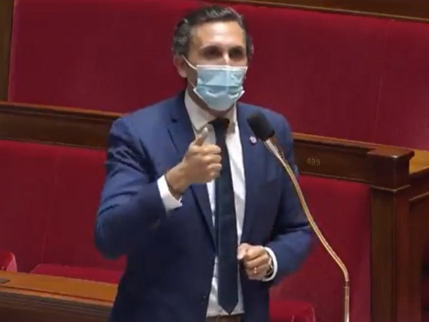 Julien Aubert député LR assemblée nationale