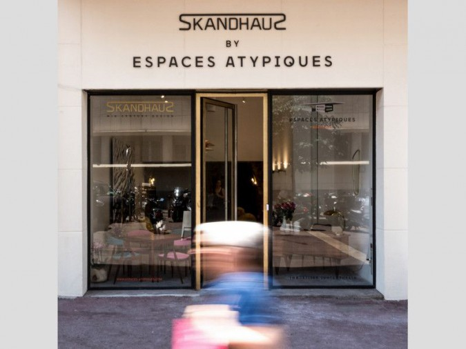 Skandhaus by Espaces Atypiques