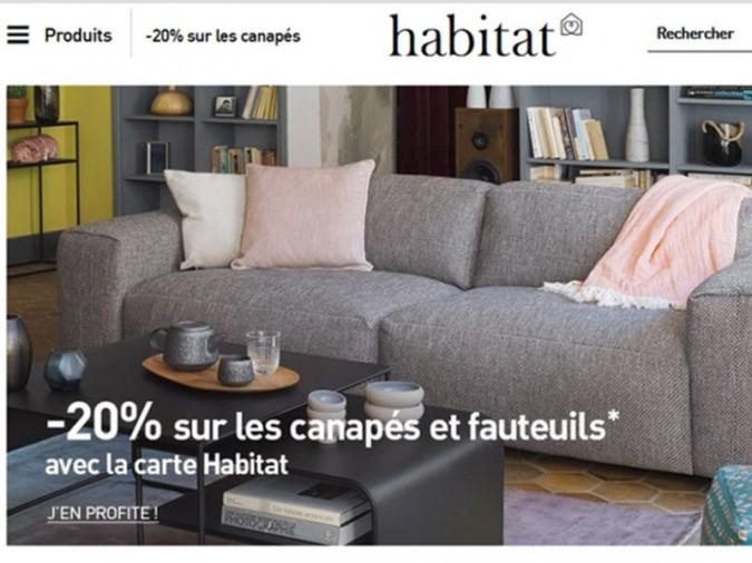Capture du Site habitat.fr
