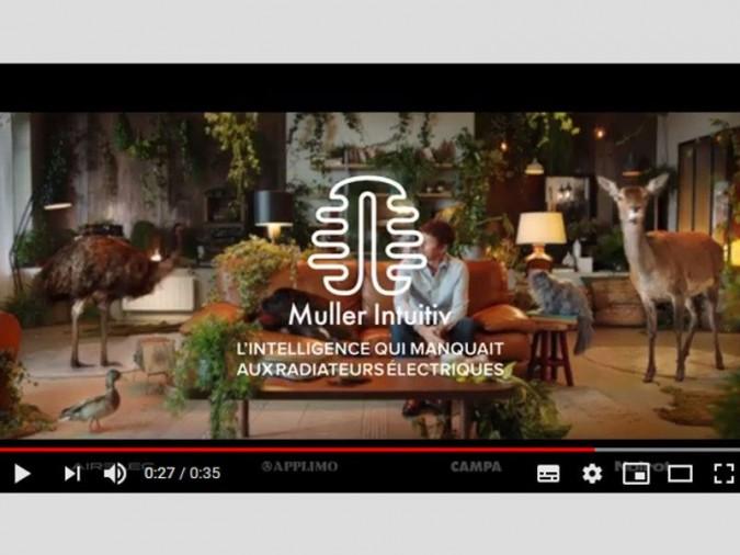 Capture youtube Pub Muller Intuitiv