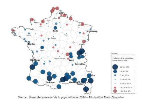 Carte Crédit foncier -Paris-Dauphine