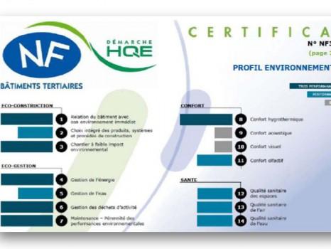 certification hqe un nouveau passeport international