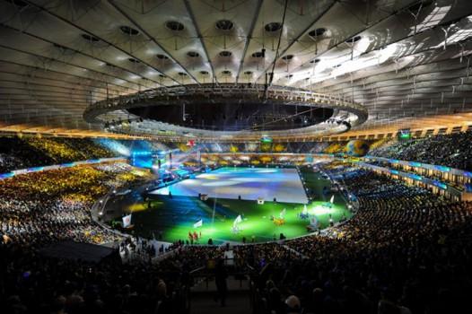 Stade de kiev