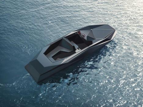 Zaha Hadid Architects/Kenny Schachter-ROVE