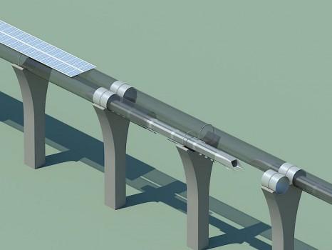 Hyperloop tubes