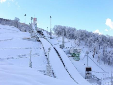 Sotchi 2014. Winter Games.