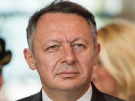Thierry Braillard, ministre des Sports