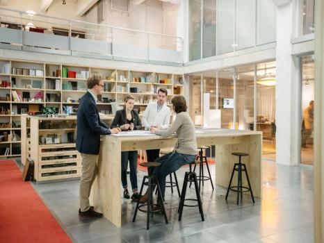 Ouverture du Design Lab du groupe AREP