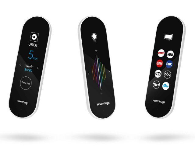 Smart Remote, la télécommande universelle connectée, récompensée au CES 2017