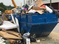 Chantier déchets