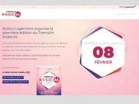 Tremplin musical Action Logement