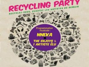 Recycling Party Tour