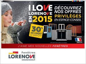 Campagne Lorenove 2015