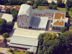 Futur bâtiment de l'ESTP Paris