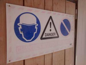 Illustration sécurité prévention risques