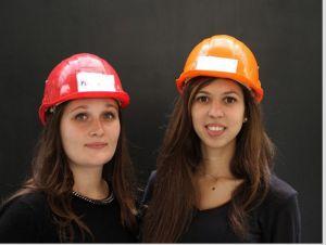 Lucile Hamon et Kesia Vasconcelos