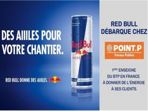 Point.P TP et Red Bull