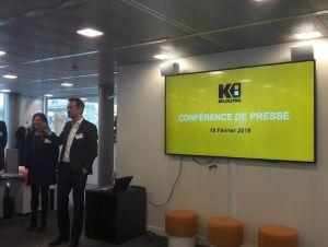 Conférence de presse Kiloutou