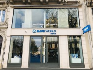 Mapei World Paris
