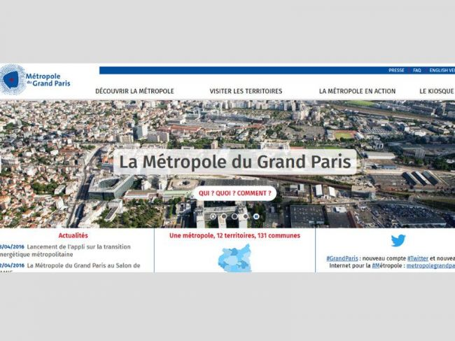 www.metropolegrandparis.fr