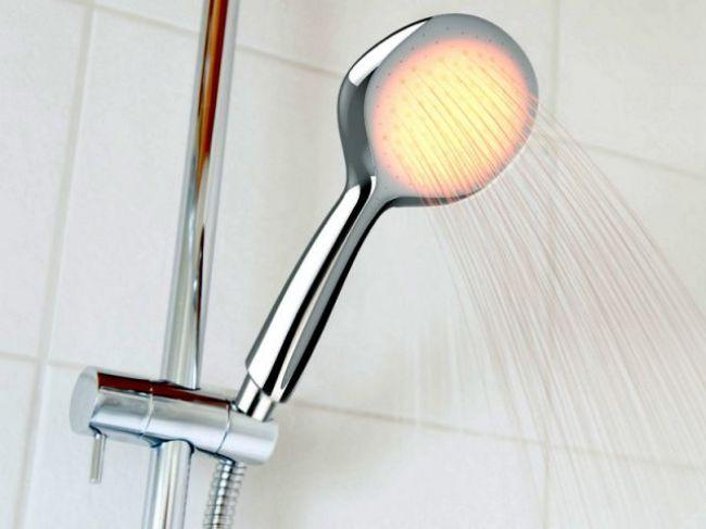 Hydrao le pommeau de douche intelligent et ludique