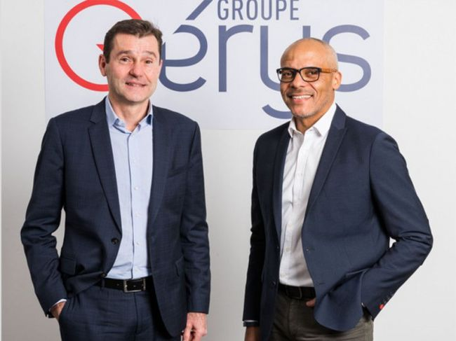 Jérôme Teisseire et Marc Hippomene