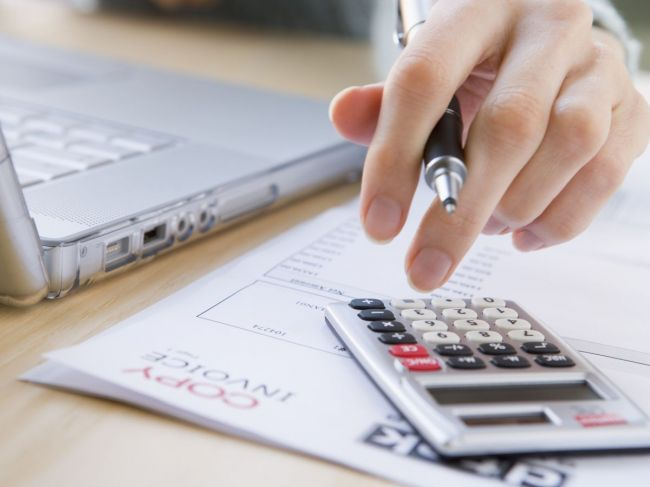 Illustration factures gestion entreprises
